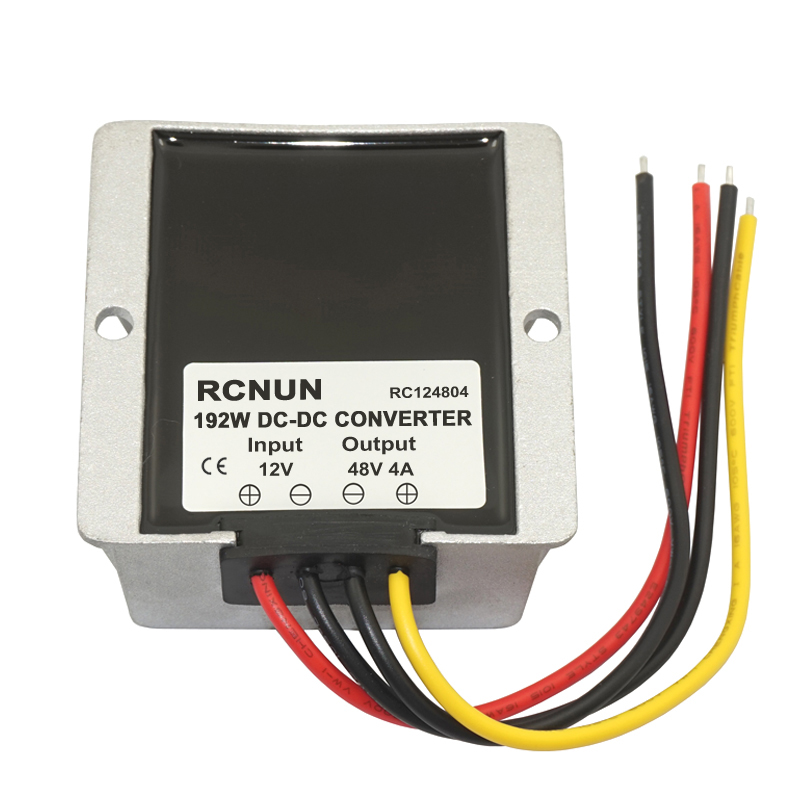 12v To 48v 3a 4a 5a Step Up Dc Converter 12 Volt 48 5 Amp Boost Module High Quality Rcnun Ce Rohs In Inverters Converters From Home