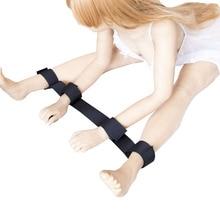 Erotic Bdsm Bondage Handcuff Restraints Bed Strap Gear Kit Adult Game Sex Toys For Couples Sexshop