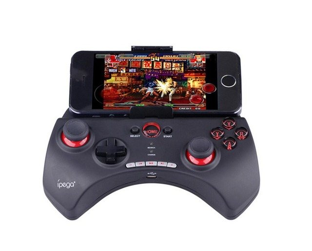 2016  PG-9025 iPEGA Bluetooth Wireless Game Controller Gamepad Joystic Telescopic Stand for iPhone ipod Android Phone Tablet PC