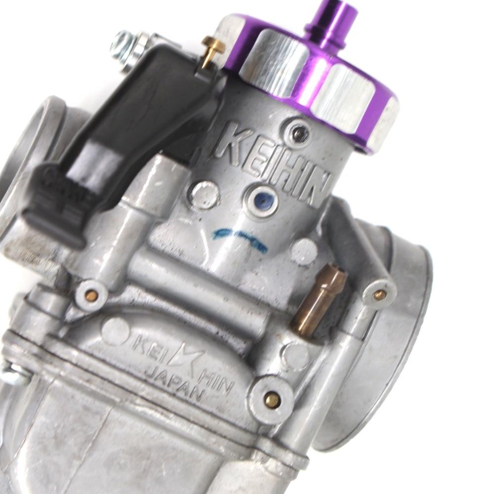 Carburateur, KEIHIN, universel, 26mm, course, pièces, pour, moto, scooter, tuning, mise à niveau - 4
