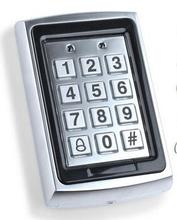 Metal Rfid Access Control Keypad For RFID Door Access Control System