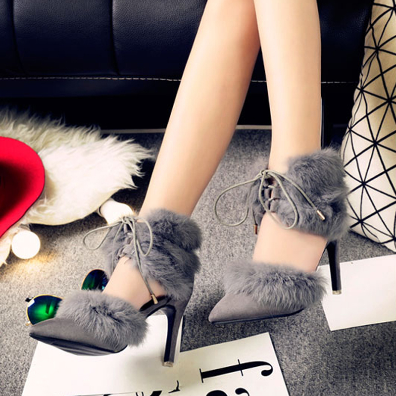 ФОТО sexy Shoes Women High Heels Shoes 2017 New Arrival  Fashion Lady High Heel shoes Women Pump women Stiletto Prom chaussure femme