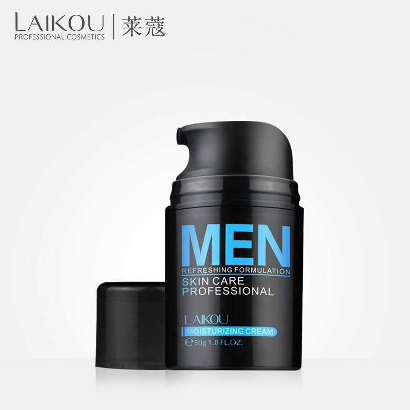 LAIKOU men's cream Deep Ocean moisturizing cream multi-effect nourishing repair Oil Control Day&Night Face Cream Treatment Acne