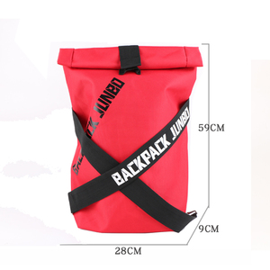 Image 3 - Couple bag Unisex Cool Backpacks Personality Fashion Oxford Cloth Bag Casual Art Unique Big Backpack Latest Popular Hip Hop Bag