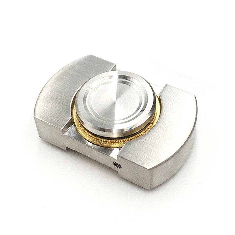 1639.95руб. 5% СКИДКА|Блок из нержавеющей стали ручной спиннинговый Вертушка для пальцев новинка игрушки|spinning top|toy spinning top|spinning top toy - AliExpress
