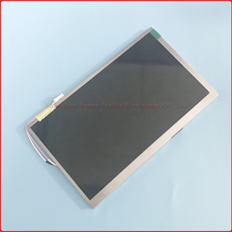7inch LCD for Trimble ez guide 500 7 inch TFT LCD Screen LCD Display Panel PDA