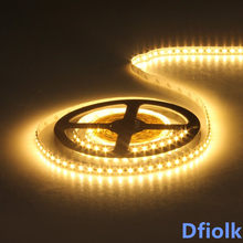 Lampu LED Strip 2835 SMD 600led 5 M Tahan Air IP65 DC 12 V COOL Putih 6500 K Hangat Putih 3000 K Merah Hijau Biru Pita LED Super Terang(China)