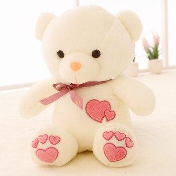 Life size teddy bear 60cm 23.6inch stuffed toys cheap teddy bear plush toys dolls PPcotton kawaii plush pillow birthday gift stuffed toy