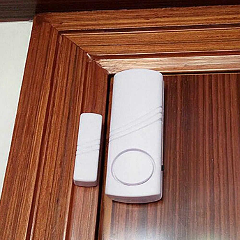 ワイヤレスホームセキュリティドア窓のエントリ盗難警報システム磁気センサ多機能アクセサリー #2s