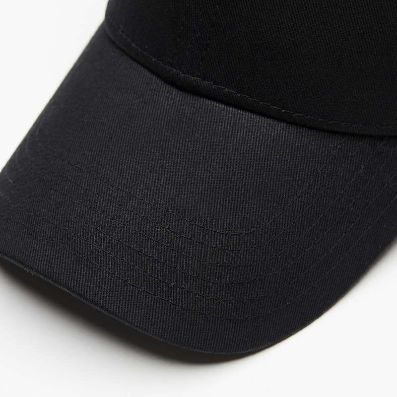 Snapback Baseball Caps Solid Men Cap Women's Bones Dad Hats Black Casual Male Baseball Cap for Men Female Cotton  Adjustable Hat (5)