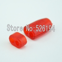 送料無料10ペア2.3ミリメートル小さなサイズ赤yスプリッタア