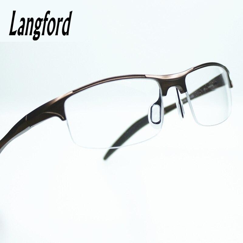 Fresco hombre óptico gafas marcos con estilo monturas diseños de ...