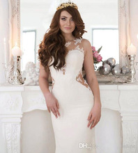 Sexy See Through Back China Wedding Dresses Appliqued Imported Trajes De Novias 2016 Bohemian Bridal Dresses KS33