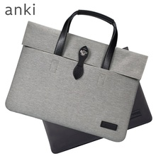 2018 Newest Handbag Brand Anki Bag For Laptop 13″,14″,15″,15.6 inch,Sleeve Case For Macbook Air Pro 13.3″,15.4″,Free Shipping