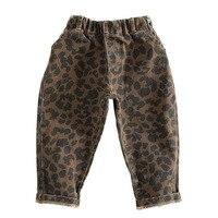 A Primavera De 2018 Novas Crianças Meninos E Meninas Coreanas Chaofan Jeans Skinny