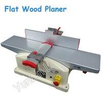 Flat Woodworking Planer Home Wood Bench Planer High Speed Wood Planer Copper Motor JJP 5015 220V
