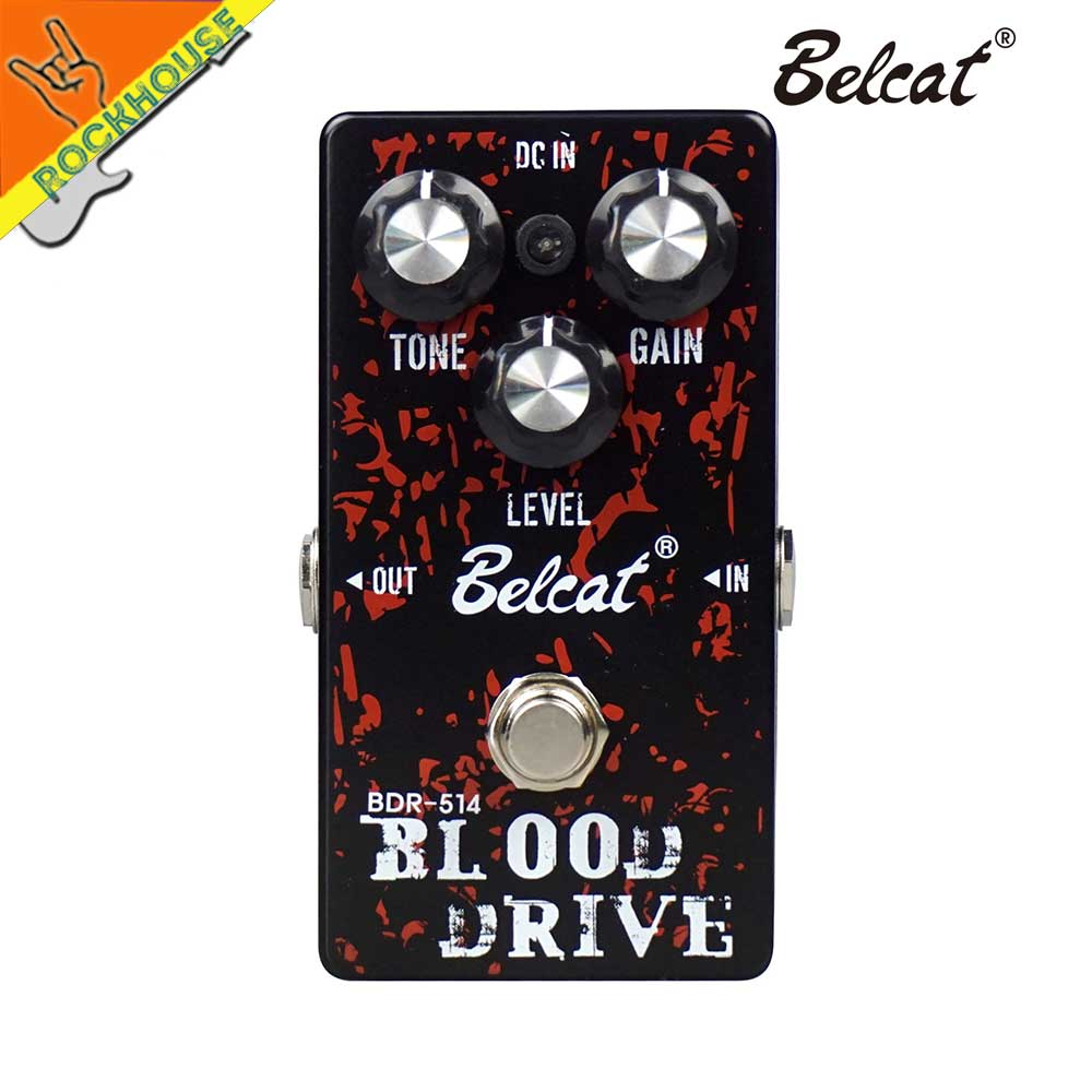Classic Overdrive Guitar Effects Pedal Drive Booster Tube Overdrive Nature Warm and Smooth Tone True Bypass Free Shipping new pegasus overdrive pedal guitar effects pedal high power drive booster tube overload stompbox true bypass free shipping