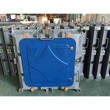 P6mm SMD Voll Farbe Außen 576x576mm Druckguss Aluminium Schrank Vermietung Led anzeige Video Wand, led werbung bildschirm