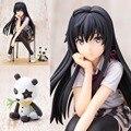 "6 ""Anime Mi Adolescente Comedia Romántica SNAFU Yukinoshita Yukino En Caja 14 cm Acción PVC Figure Collection Modelo de Juguete Muñeca"