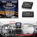 Для Fiat Scudo/Peugeot Expert/Toyota ProAce Вождения Экран Специальный Автомобиль HUD Head Up Display Проектор Refkecting Лобовое Стекло