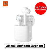 Original Xiaomi Air TWS True Wireless Bluetooth Earphone Active Noise Cancelling Smart Touch Bilateral Call Headphone
