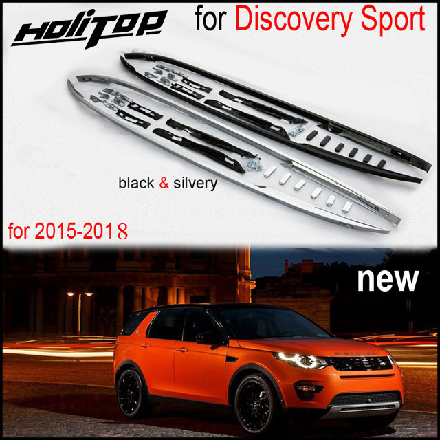 OE model roof rack/roof rail bar for Land Rover Discovery Sport 2015 2019,black& silver.by ISO9001 factory.Asia free shipping