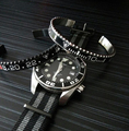 High Quality Men's Stainless Steel Cuff Speedometer Official Bracelet Men Free shipping S3-0103
