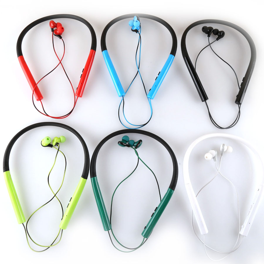 Neckband Bluetooth Earphone Wireless Headphone For Xiaomi iPhone Smartphone Earbuds Stereo Headset Fone De Ouvido With Mic