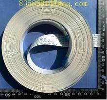 Cable plano flexible de dirección opuesta, cable FFC de 1,0 pitch 32pin 1000mm B, personalización ROHS disponible