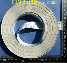 Ffc Kabel 1.0 Pitch 32pin 1000mm B Tegenovergestelde Richting Flexibele Platte Kabel Rohs Maatwerk Is Beschikbaar
