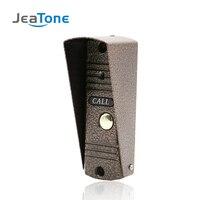 Điện Thoại cửa Intercom Home Video Security Intercom Căn Hộ chuông cửa video Tầm Nhìn IR Đêm Ngoài Trời Cuộc Gọi Bảng Điều Chỉnh