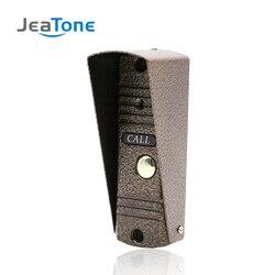 Телефон двери домофон безопасности дома видеодомофон дверной звонок видео ИК Ночное Видение открытый вызова панель