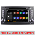 2 din android 5.1 quad core car audio dvd automotivo para AUDI A4 2002-2007 SEAT EXEO 2009-2012 com carro dvd gps autoradio tv