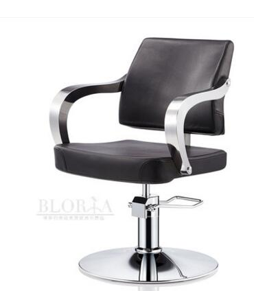 008Hair Salon Personalized Hair Chair. Hydraulic Chair. 25113 Stainless Steel Handrail..2588