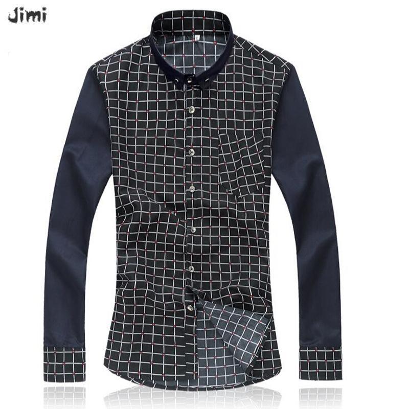 Compra azul marino para hombre vestido de camisa online al