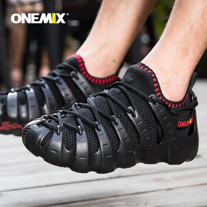 Onemix Rome sko gladiator sæt sko mænd og kvinder løbesko jogging - Kondisko - Foto 2