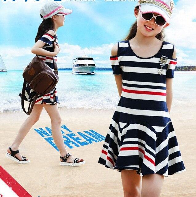 Teen girl summer clothing