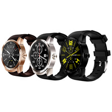2017 New K98H Smart Band Heart Rate Monitor Smart Watch phone Android 4.4 MTK6572A Pedometer Bracelet with 3G GPS Smartwatch