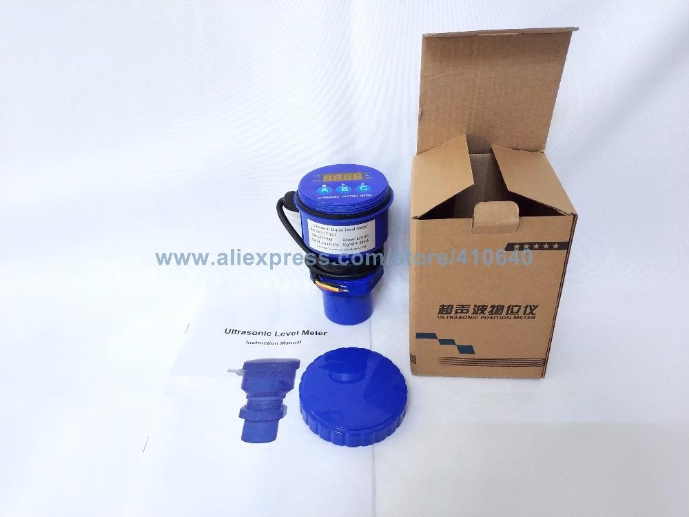 4 - 20 mA integrált kis vak zónájú ultrahangos szintmérő LED-es - Mérőműszerek - Fénykép 6