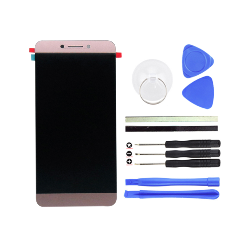 LCD Display Touch Screen Digitizer Assembly Replacement For Letv LeEco Le Max 2 X820 X822 Cell Phone Parts 5.7 inch+Free Tools
