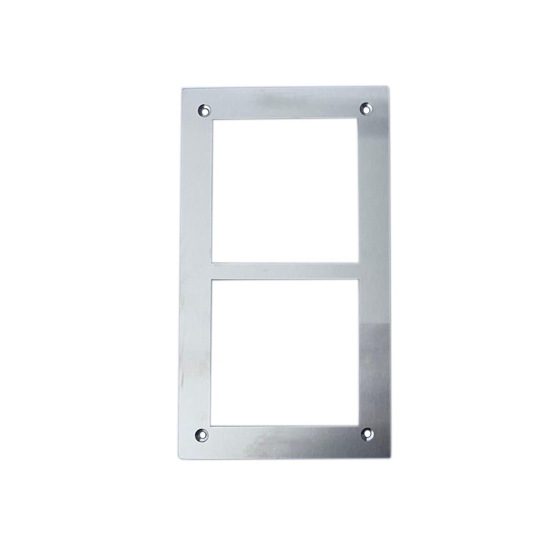 VTOF002 para VTO2000A-C Panel frontal para 2 módulos - 2