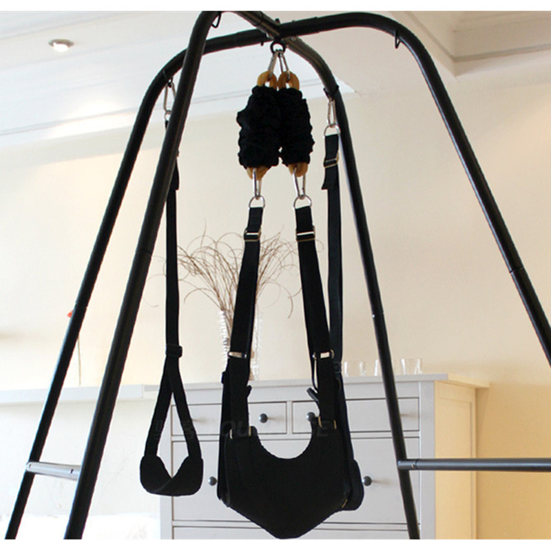 Sex Furniture Swings Weightless Sex Chair Decadence Bounce Sex Swing Chairs Stool Multifunction Adult Game Sex Toys for Couples