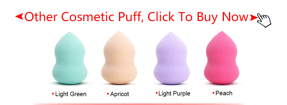 Cocute Makeup Foundation Sponge Makeup Tools 22