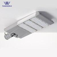 Street Light Fixtures Led Parking Lot Light Aluminium Street Lights IP65 Waterproof Outdoor Lighting Bridgelux Led