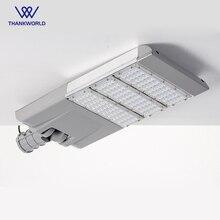 150w Street light fixtures led parking lot light aluminium road lamp IP65 waterproof Outdoor Lighting bridgelux modern led Lamps