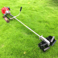 Резак для травы 52cc триммер для травы триммер газонокосилка Кроппер садовый культиватор сельскохозяйственная почвообрабатывающая машина и...