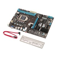 B250 BTC11 Mining Motherboard With 11 PCI Express Slots For Coin Mining Crypto Mining Graphics Cards