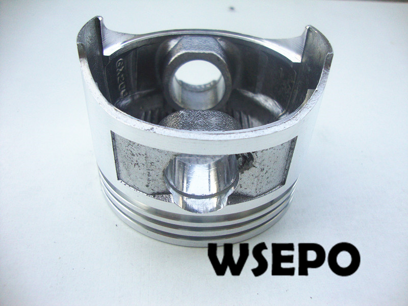 Chongqing Quality! Piston (70mm Dia) for 170F 212cc(208cc) 7HP Air Cooled 04 Storke Gasoline Engines
