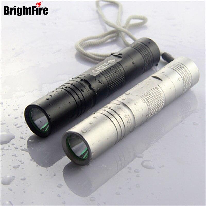 Venta caliente portátil Mini LED linterna 5 modo ajustable 100% - Iluminación portatil
