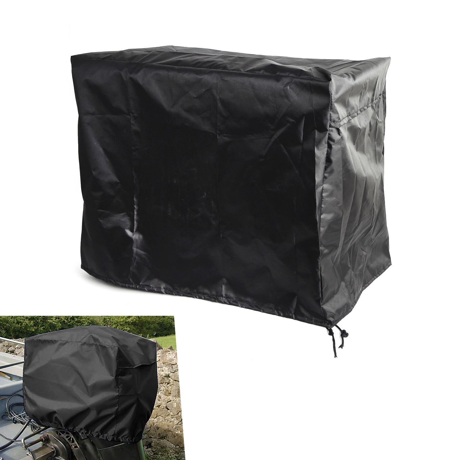 Outboard Motor Boat Engine Cover 30 90 Hp Waterproof
